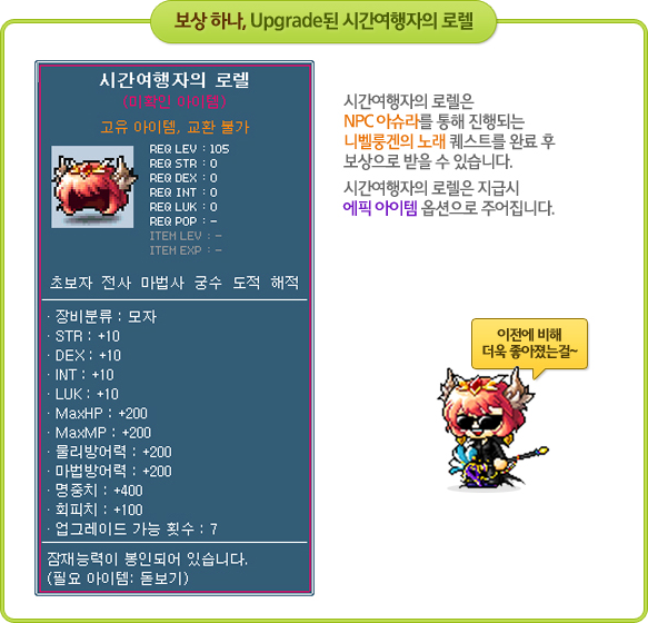 maplestory how to get epic potential scroll