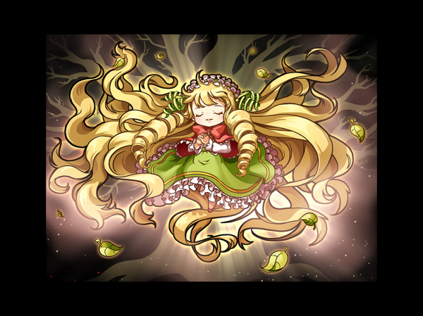 World Tree Alicia
