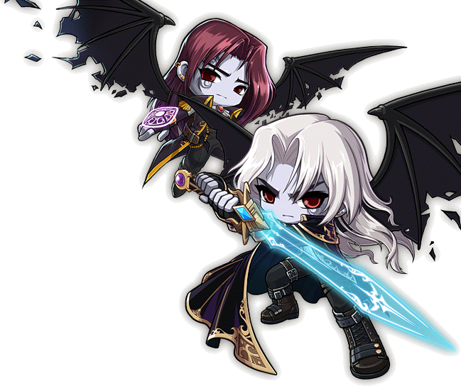 Kmst ver 1 demon avenger boss and item changes for Demon slayer