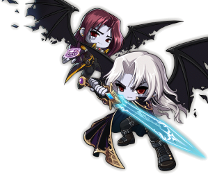 Demon Slayer and Avenger