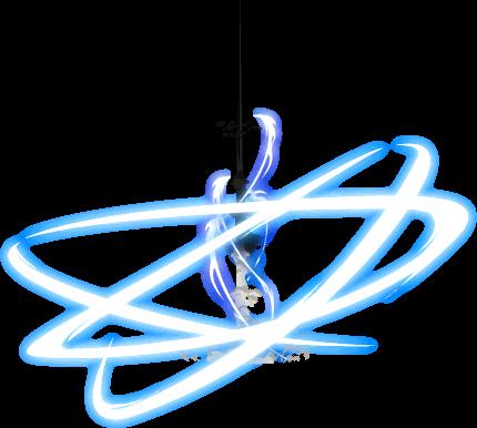 Quicksilver Sword Jump Effect