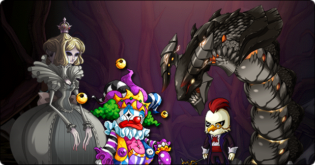 Chaos Root Abyss Bosses
