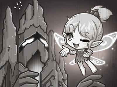 Fairy and Guwaru