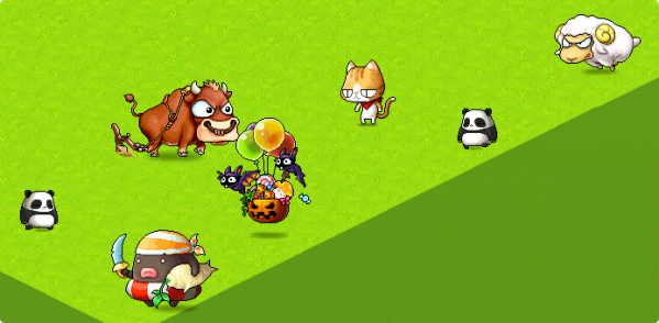 Farm Monsters