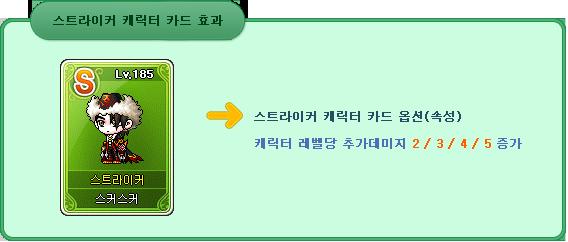 Striker Character Card