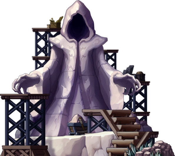 Statue of the Black Mage