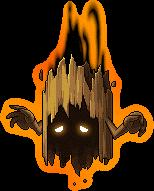 Tainted Tree Spirit