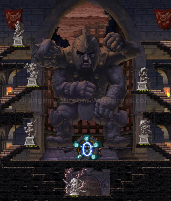 Crimsonwood Citadel Underworld