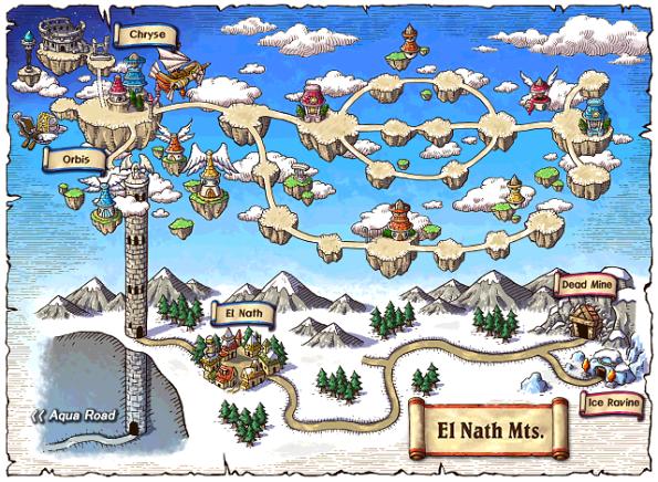 El Nath Mountains