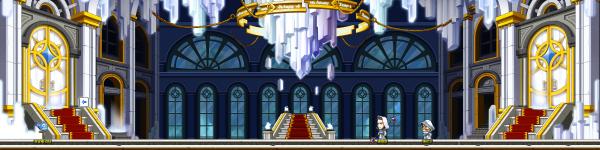 Aurora Great Temple Lobby