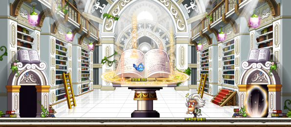 Dimensional Library