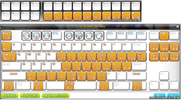 Optional Keys