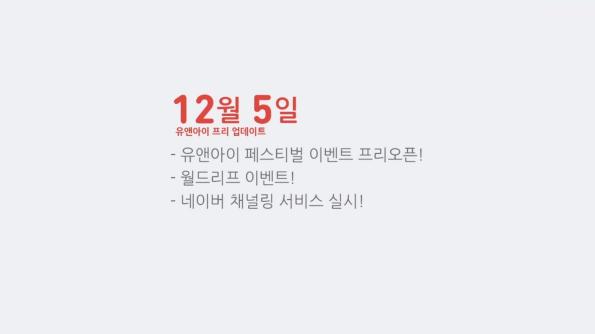 December 5 Pre Update