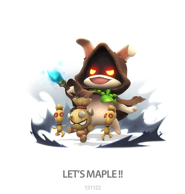 Let's Maple!!