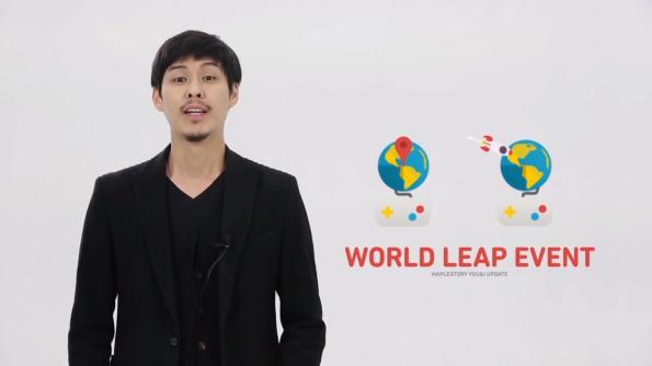 World Leap Event