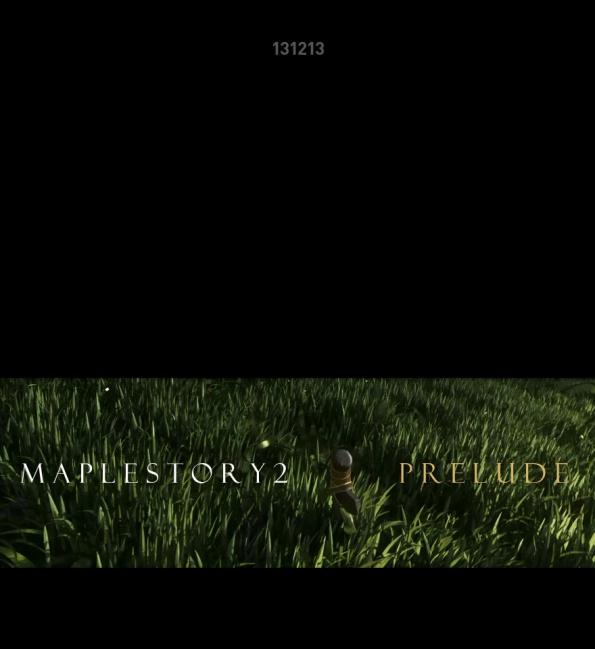 MapleStory 2 Prelude