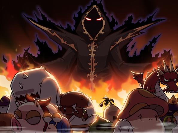 Black Mage's Wrath