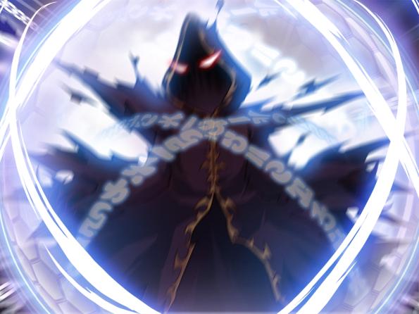 Sealing the Black Mage