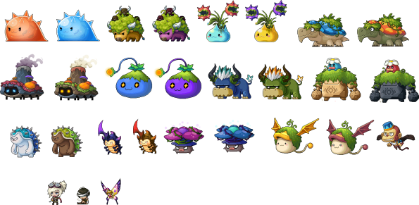 The Seed Monsters