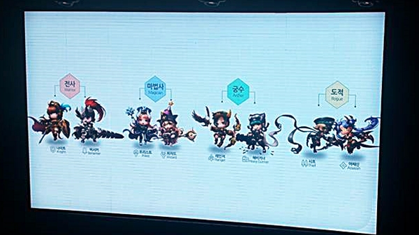 MapleStory 2 Classes