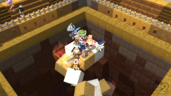 Trap Master Minigame