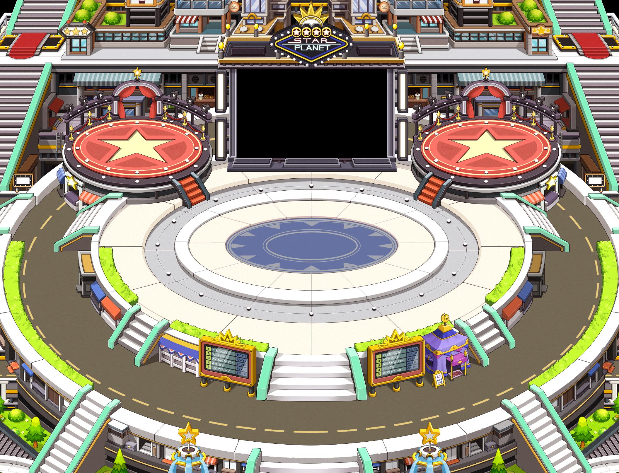 Star Planet Square