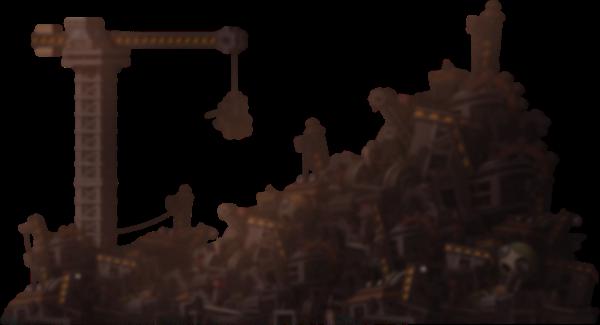 Black Heaven Background