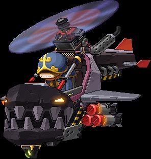 Flying Transformer