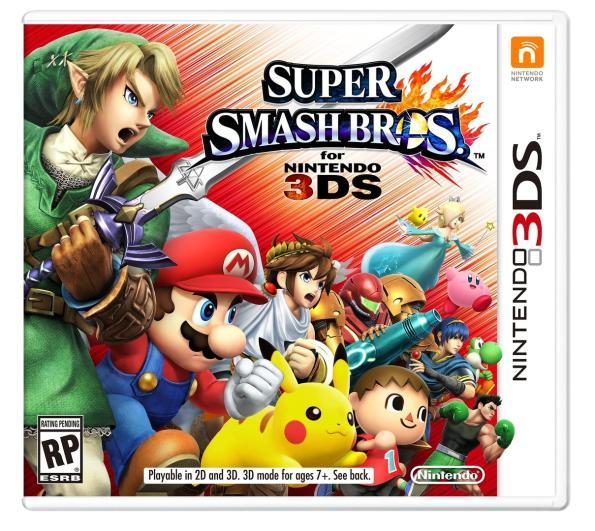 Super Smash Bros. For 3DS