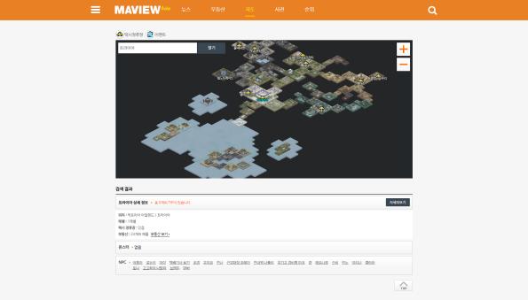 MAVIEW Maps