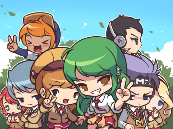 Friends Story Gang