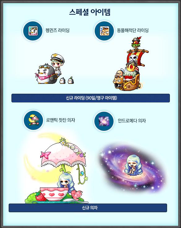Epi's Box Items