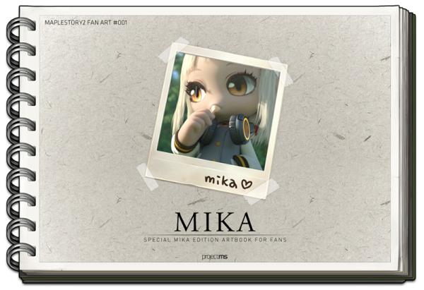 Mika Artbook