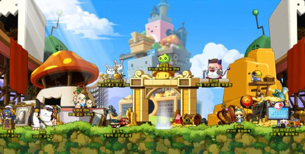 Monster Treasure Town