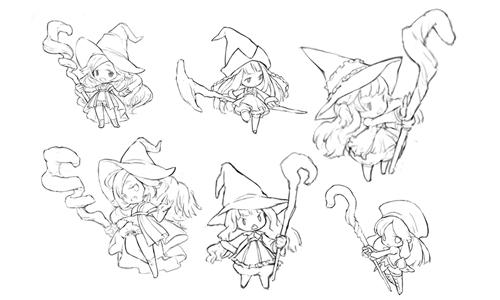 Wizard (2) Concept Art