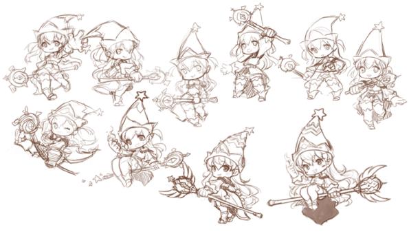Wizard (3) Concept Art