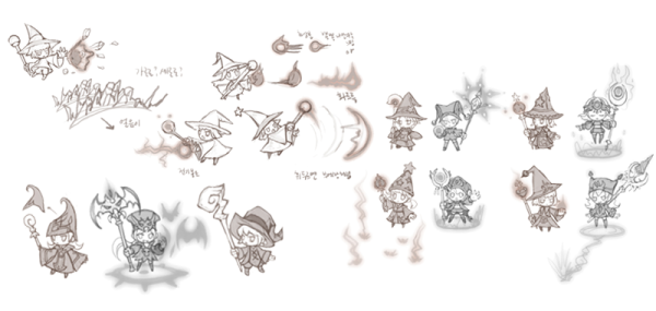 Wizard Concept Art (1)