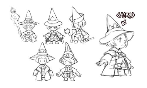 Wizard Concept Art (2)