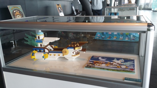 Crystal Garden Lego Set
