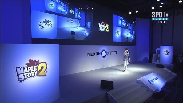 MapleStory 2 Media Showcase