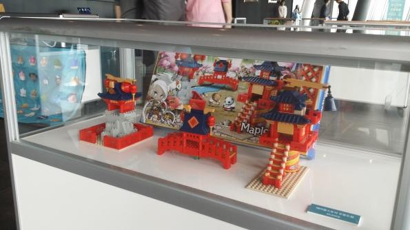 Mu Lung Lego Set