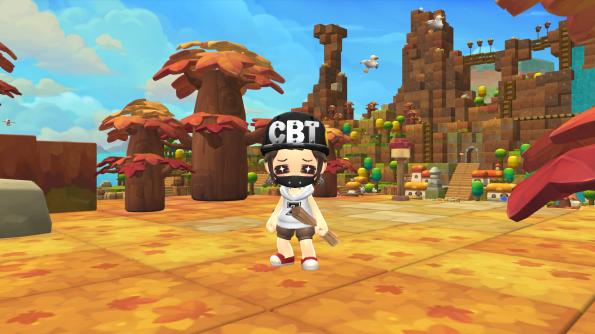 CBT and Alpha Equipment