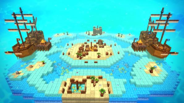 Barbosa's Treasure Island