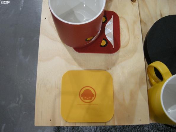 Devlin Cup Coaster