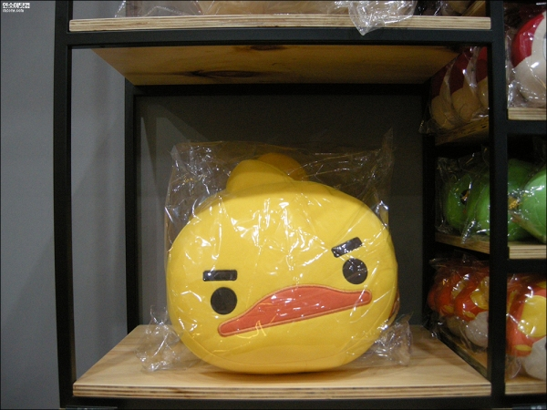 Ducky Cushion