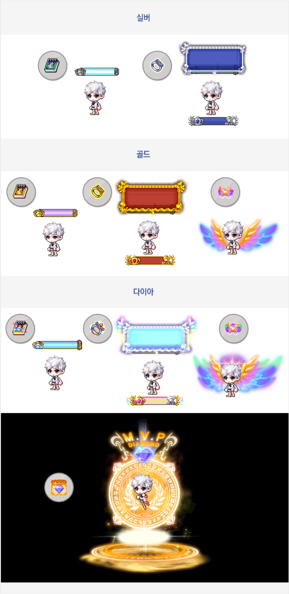 MVP Special Items