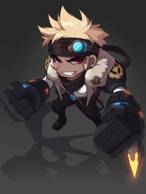 Blaster (M)
