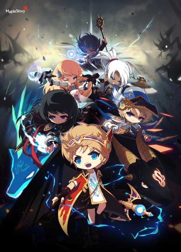 Heroes of Maple