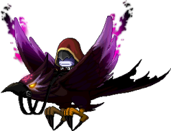 Corrupt Demon Eagle Rider