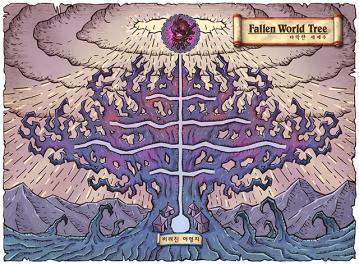 Fallen World Tree